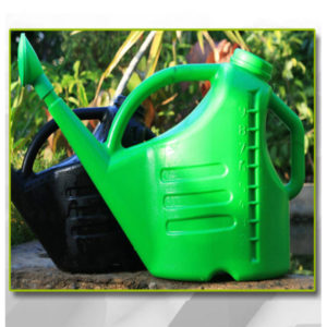 Gardening Shower – No. 1 Quality Watering Can – 9 Liters – Green