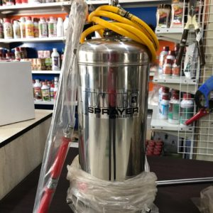 JUMBO Stainless Steel Sprayer for Lawns and Gardens