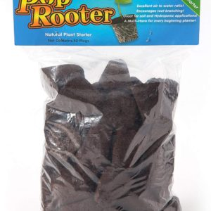 Hydro-Growth Pop Rooter Replacements Plugs 50 Count