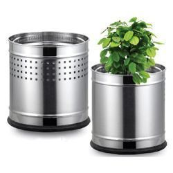 Stainless Steel Planter -20 Inch-