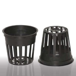 2″ Inch Net Pots – Net Cups for Hydroponics ( PACK OF 5)
