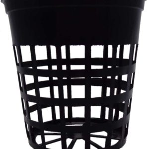 3″ Inch Net Pots – Net Cups for Hydroponics ( PACK OF 10)