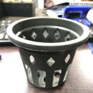 5 Inch Net Pots – Net Cups for Hydroponics ( PACK OF 5)