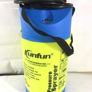 Pressure Spray Bottle with Shoulder Strap – 5 Litres With Pressure Meter (Imported Quality)
