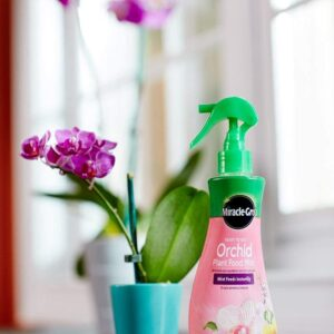 Miracle-Gro Orchid Plant Food Mist